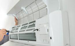 Page climatisation - photo installation de clim