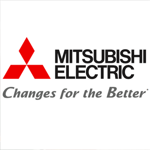 logo marque mitsubishi electric