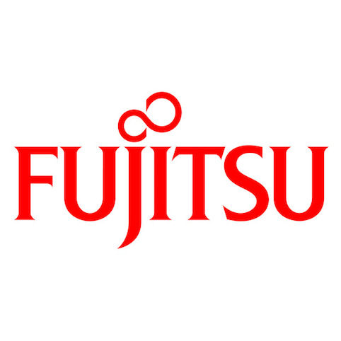 logo marque fujitsu