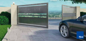 motorisation de portail enterrée Nice